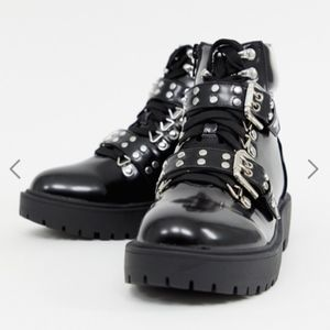 Boots by Truffle Collection. Bought on ASOS.